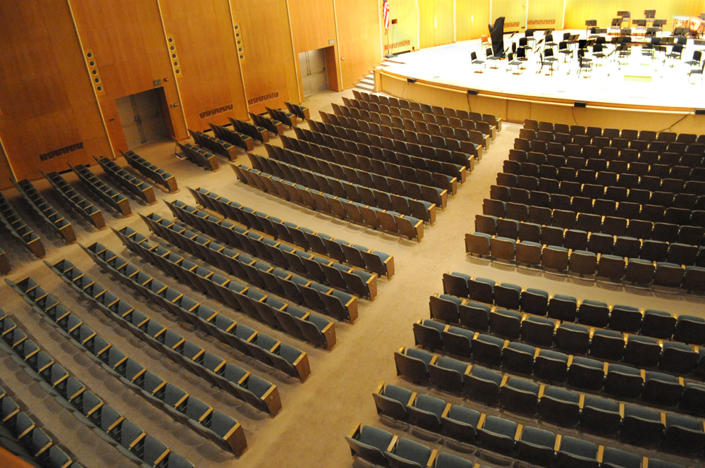 Kleinhans To Have New But 400 Fewer Seats This Season