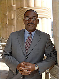 Byron Brown : Mayor of the City of Buffalo