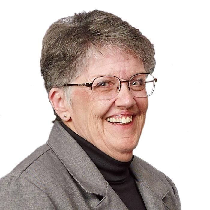 Pat Kimball : Principal Librarian