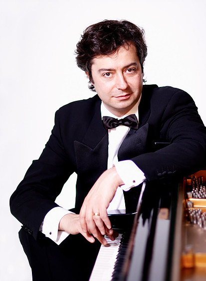 Piano Master Class with Fabio Bidini