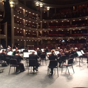 The BPO performing at the Kravis Center, West Palm Beach in 2016.