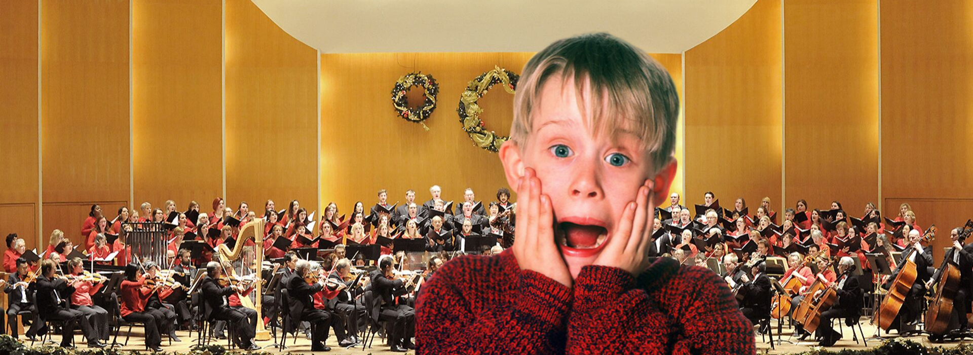 Home Alone: Film with Live Orchestra