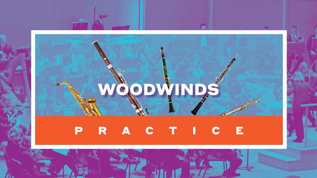 Flute, Oboe, Clarinet, Bassoon, Saxophone