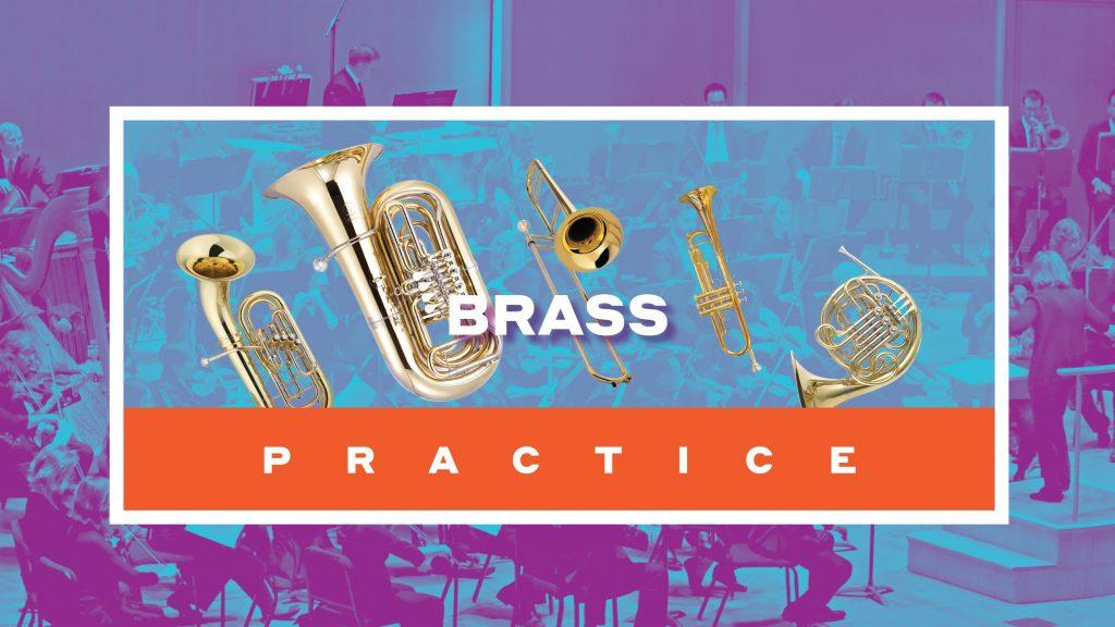 French Horn, Trumpet, Trombone, Baritone, Tuba